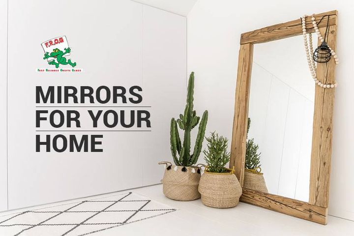 Mirrors for home