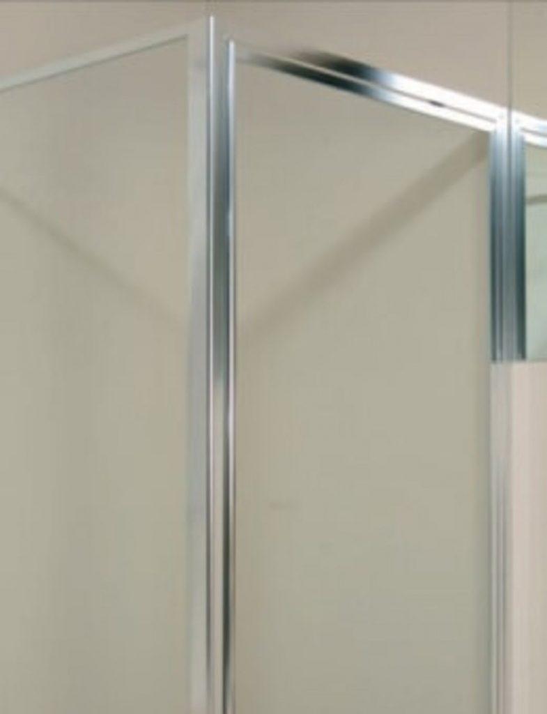 Fully Framed Glass Shower Screen