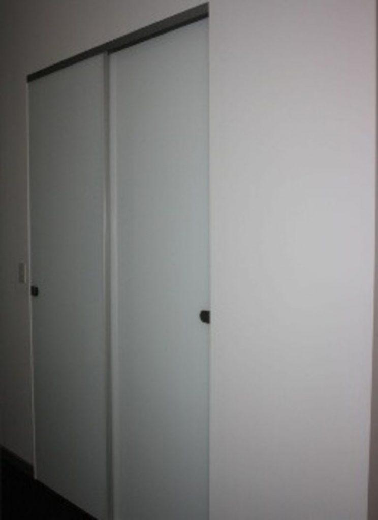 Wooden Wardrobe Sliding Door